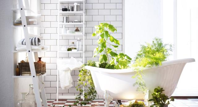 Meble Ikea – nowości nie tylko do małej łazienki. Jak Ikea urządza w tym sezonie małą łazienkę. Ikea zdjęcia będzie wyglądała łazienka Ikea