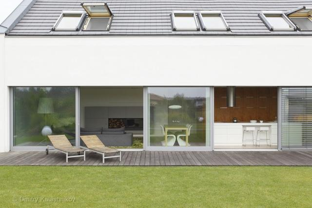 Architektura wnętrz – zobaczcie nowoczesne wnętrza i bryłę domu projektu PL.architekci. Mamy nową sesję - galeria zdjęć